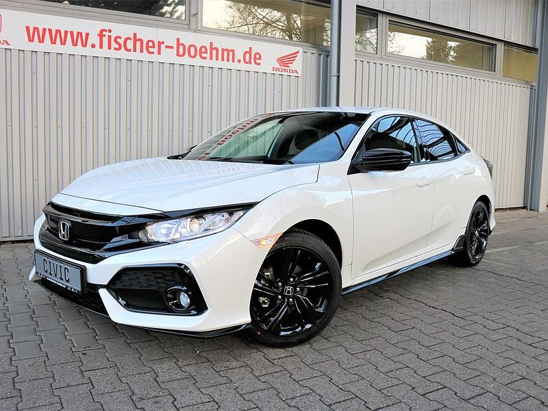 Die neue Honda Civic Dynamic Limited Edition